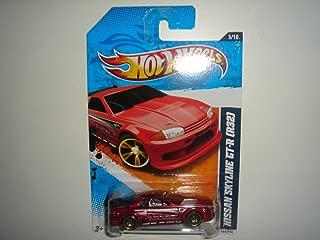 Hot Wheels 2011 Nissan Skyline GT-R (R32) Red #115/244