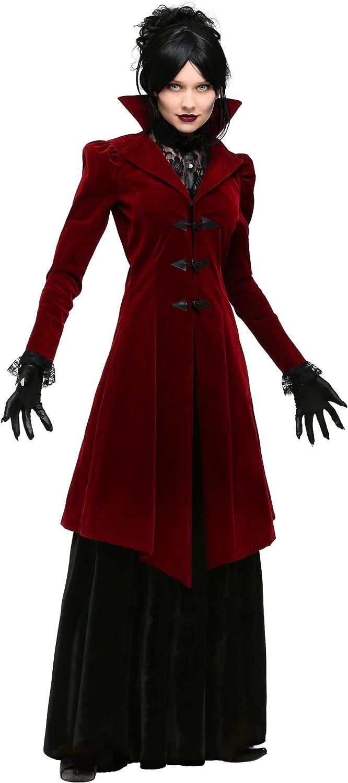 Ahorre hasta un 70% de descuento. Wohombres Delightfully Dreadful Vampiress Fancy dress dress dress costume Small  Envío 100% gratuito
