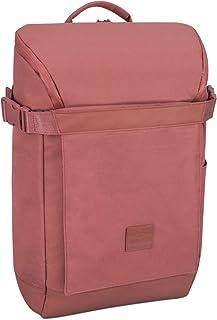 Rucksack Damen & Herren Rot - Johnny Urban Luca Rucksäcke aus recycelten PET-Flaschen - Laptop 15,6 Zoll Business Backpack...