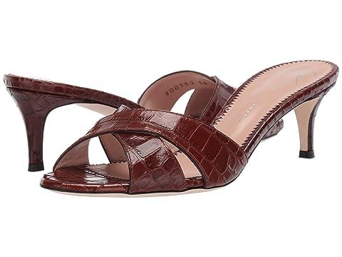Giuseppe Zanotti Felicia Crisscross Slide Sandal
