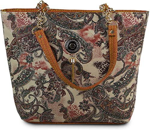 classic PU Leather Latest Stylish Handbags For Women s Ladies Combo Of 3 Grey Teddy
