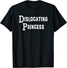 Dislocating Princess Tee for Ehlers Danlos Syndrome