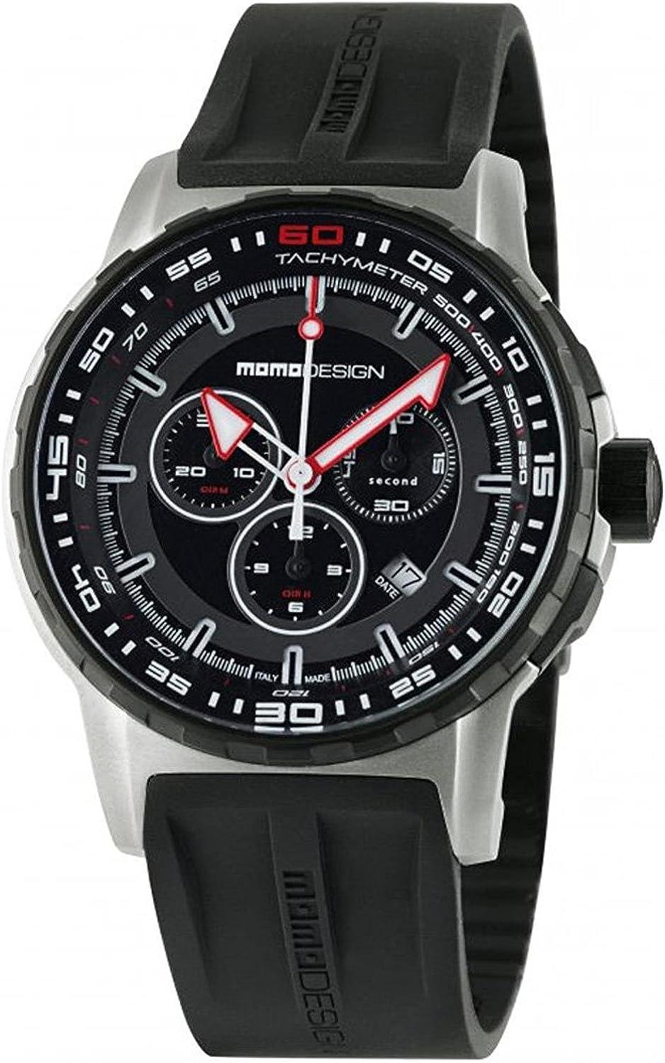 Pilot Pro Crono Cuarzo relojes hombre MD2164SS-11
