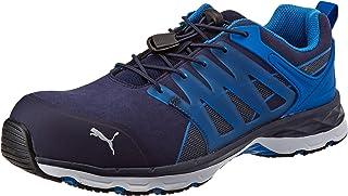 PUMA Safety Unisex PU643850-47 Track and Field Shoe, Blu, 14 UK