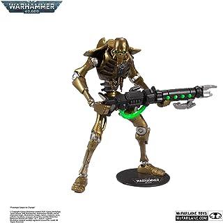 McFarlane Toys Warhammer 40,000 Necron Warrior Action Figure