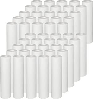 Vyair AquaFilter Cartouche filtrante à eau en polypropylène 20 microns pour enlever les particules de sable, limon, saleté...