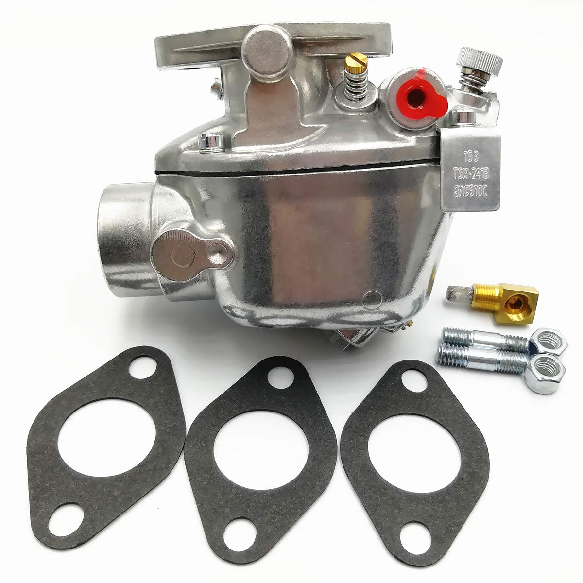 Autu Parts 8N9510C Carburetor For Marvel Schebler 8N9510C-HD Carb for Ford Tractor 2N 8N 9N for Heavy Duty TSX33