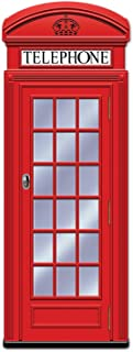 Beistle 54112 Jointed Phone Box, 5-Feet