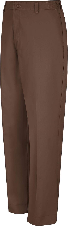 Red Kap Ranking TOP20 PT60 Mens Pant Side Nv-30x37U Elastic-Brgndy W specialty shop