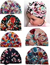 QandSweat Baby Girls' Hats & Caps Knotted Turban Cute Toddler Hat Hair Accessories 3-36M