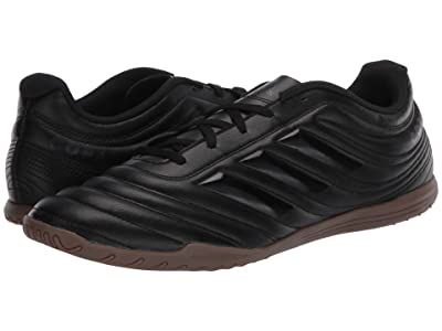 adidas Copa 20.4 IN (Core Black/Core Black/Dark Grey Heather Solid Grey) Men