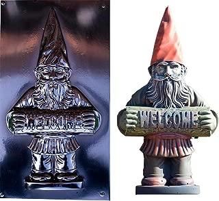 Best concrete gnome molds Reviews
