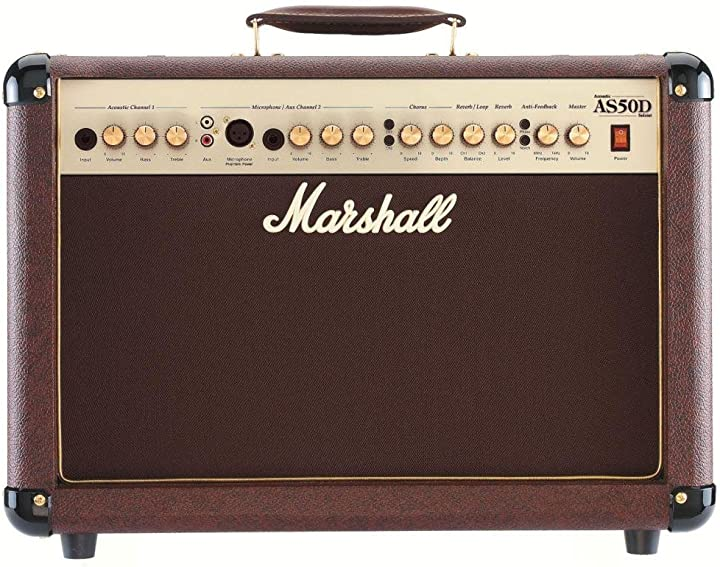 Amplificatore chitarra marshall as 50d AS50D