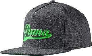 PUMA Golf- Script Snapback Cap