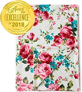 Best floral fleece blanket Reviews