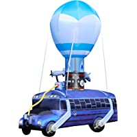 Spirit Halloween Fortnite 17.5 Ft Battle Bus Inflatable