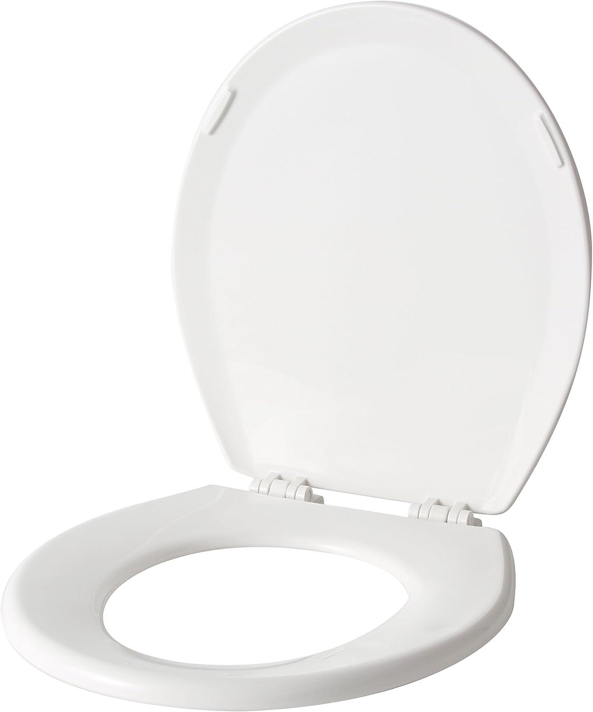 Premier Max 85% OFF Super popular specialty store 201074 Round White Toilet Seat