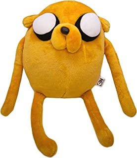 Adventure Time Jake The Dog, Plush Toy Stuffed Animals Gift for Kids 11