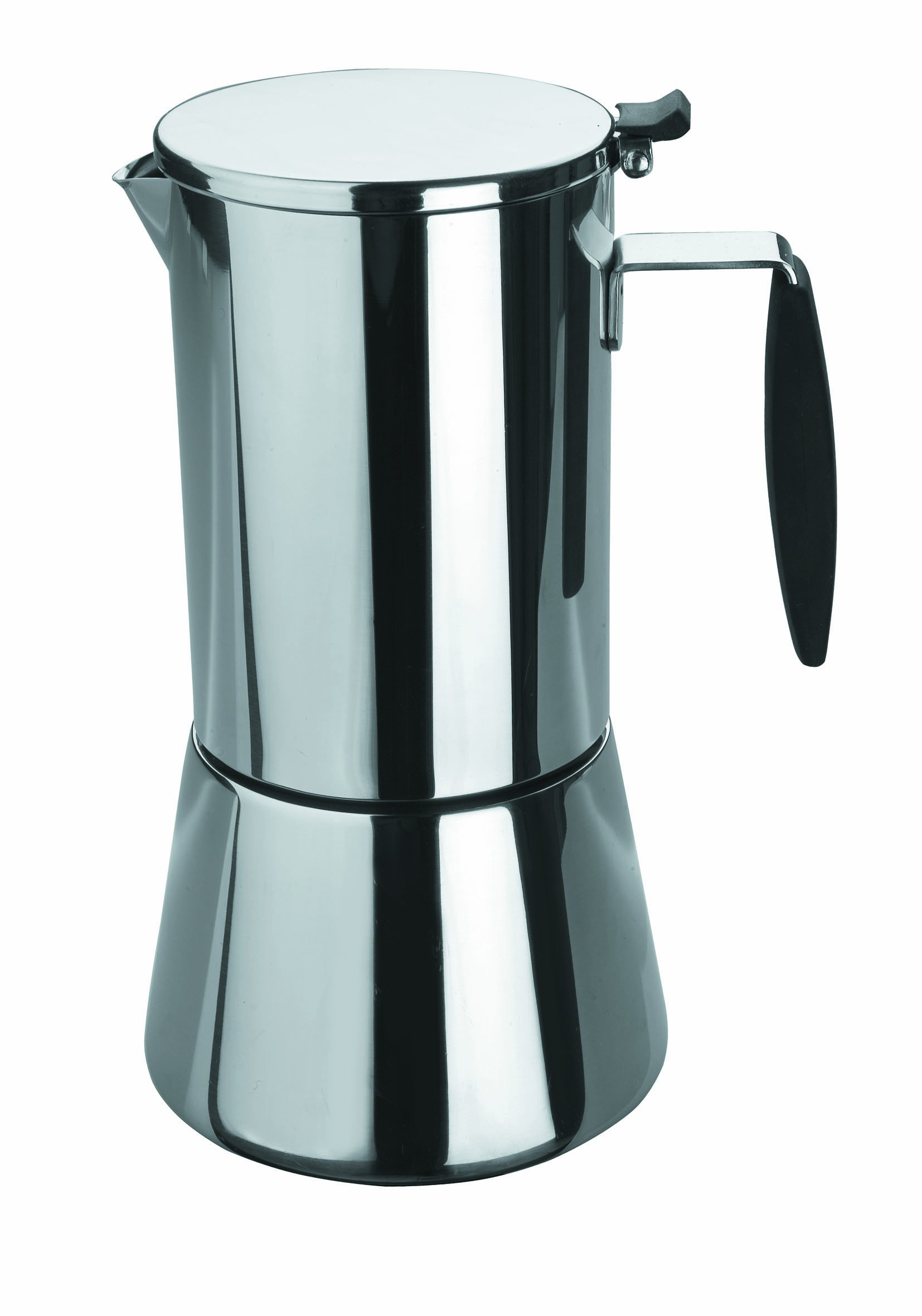 Lacor 62061 - Cafetera express keita 10 taza inox18/10: Amazon.es: Hogar