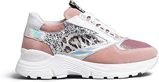 NeroGiardini E031430F Sneaker Teens Bambina Pelle/Tela