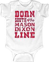 Born South of The Mason Dixon Line-Infant One Piece