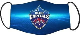 Vista IPL Team Delhi Capitals Mask -Cotton Reusable Washable Mask Size 20x13 cms
