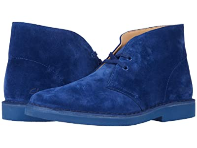 Clarks Desert Boot 2 (Blue Suede) Women