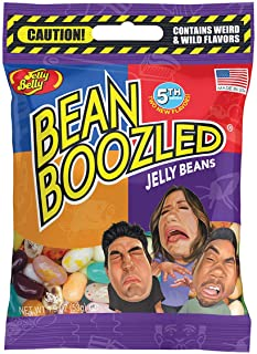 Jelly Belly Bean Boozled 5th Edition Bag, 1.9 ounces