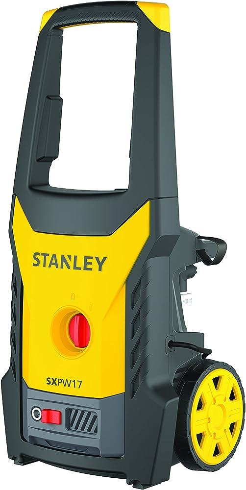 Stanley SXPW17E Hidrolimpiadora con motor universal, 1700 W