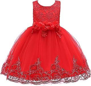 YLQ 子供のスカート白雪姫のスカートチュチュ子供ドレス女の子の衣装クリスマススカート女の子のドレス (色 : Big red, サイズ : 160cm)