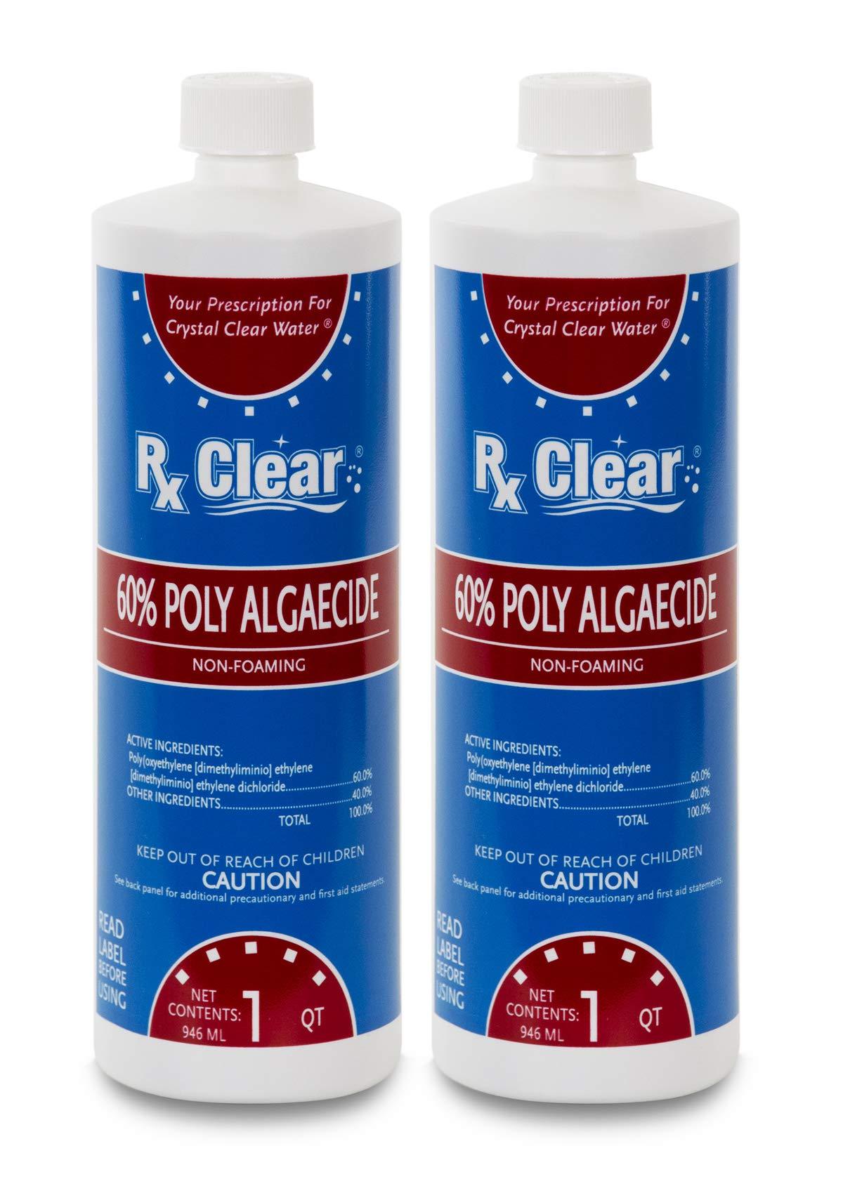 Rx Clear Swimming Algaecide Suspension