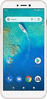 General Mobile GM 9 Go Single Akıllı Telefon, 2 GB RAM, 16 GB Dahili Hafıza, Altın (Telpa Türkiye Garantili)