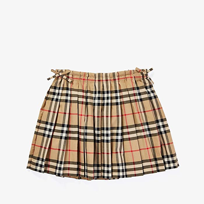 EAN 5045557924213 product image for Burberry Kids Pearly Skirt (Little Kids/Big Kids) (Archive Beige IP Check) Girl' | upcitemdb.com