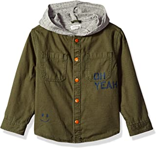 Gymboree Boys' Big Fashion Millitary Jacket