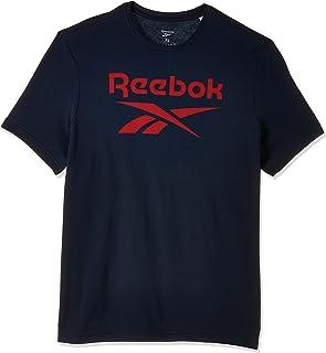 Reebok mens Reebok Identity Big Logo Tee T-Shirt