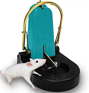 Kat Sense XXL Rat Trap, Not All Rodent Traps are Created Equal & This Heavy-Duty Spring Trap Will Prove It - Reusable Pest...