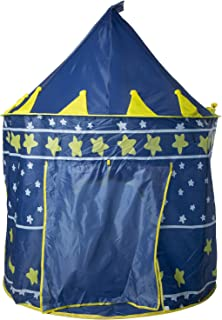 Mumoo Bear Children Castle Playhouse Tent, Blue, Medium