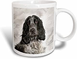 3dRose English Springer Spaniel Mug, 15-Ounce