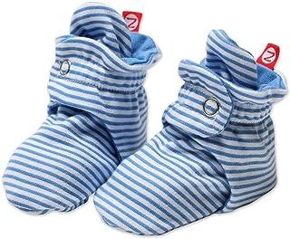 Zutano Unisex-Baby Newborn Candy Stripe Booties