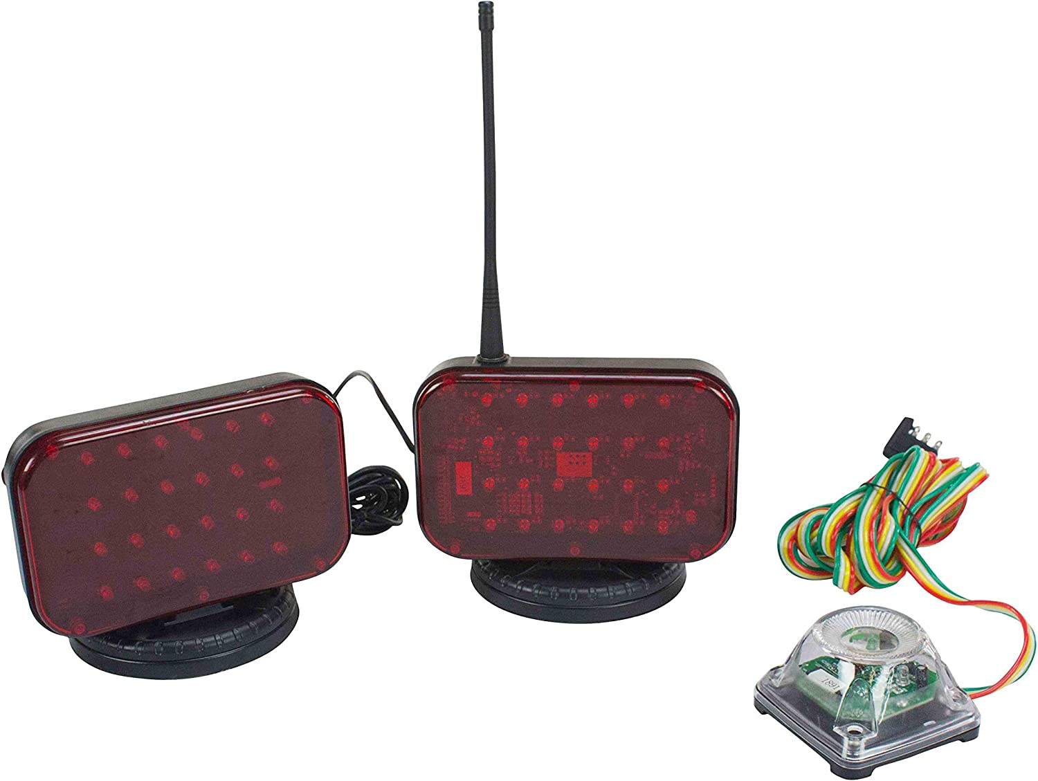 Wireless LED Tow Lights - Sales Atlanta Mall for sale Battery 30 Operated Foot Op