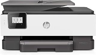 HP OfficeJet 8012 (1KR71B), Stampante Multifunzione a Getto di Inchiostro, Stampa, Scansiona, ADF, Wi-Fi, Smart Tasks, A4,...