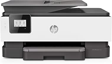 HP OfficeJet 8012 Imprimante Multifonction (Jet d'encre, Couleurs, Wi-Fi, Jusqu'à 18 ppm, Recto-Verso, A4) Instant Ink - E...