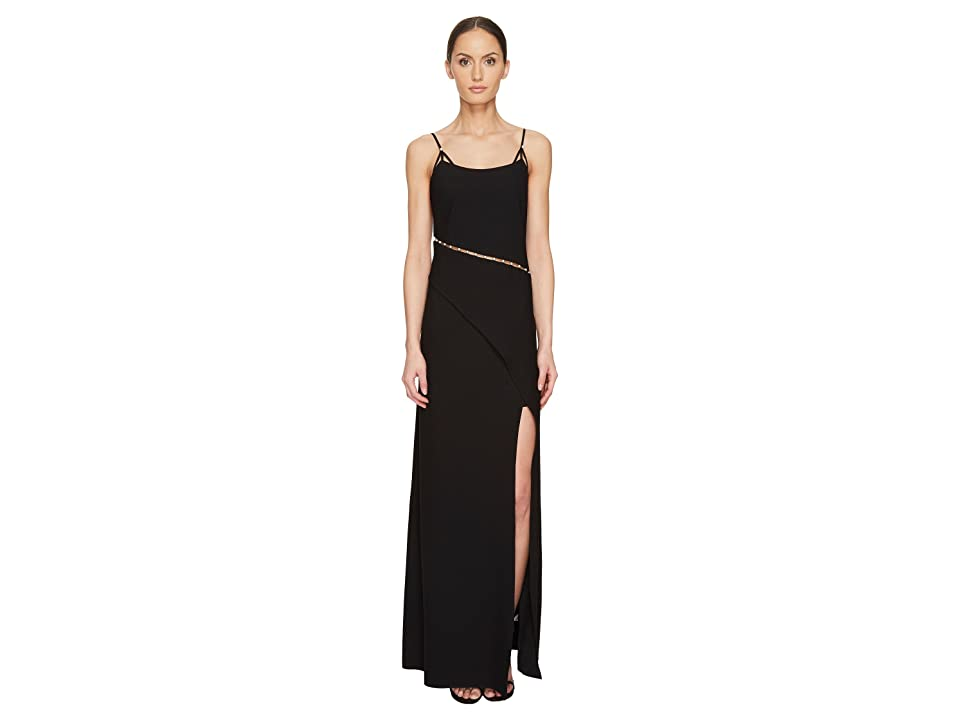 ZAC Zac Posen Marilyn Gown (Black) Women