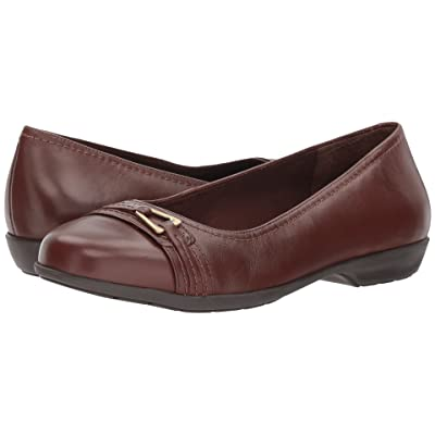 Walking Cradles Flynn (Tobacco Leather) Women
