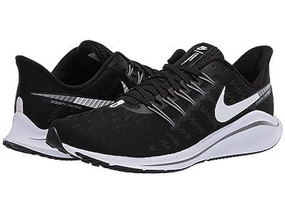 Nike Air Zoom Vomero 14 (Black/White/Thunder Grey 2) Women