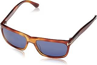 Tom Ford FT0337 Hugh Rectangular Sunglasses TF337