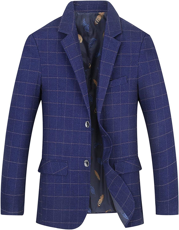 Men's Casual Blazer Formal Business Suit Wedding Jackets, Formal Slim Fit Coat Dinner Jacket Wedding Blazer Prom Tuxedo