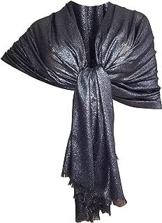 Donna Strisce Sciarpa Scialle Stola coprire 10 Colori IND
