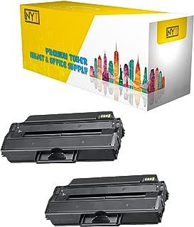 New York Toner New Compatible 2 Pack MLT-D103L High Yield Toner for Samsung - ML Printers : ML-2955DW   ML-2955ND . SCX Printers : SCX-4729FD   SCX-4729FW . --Black
