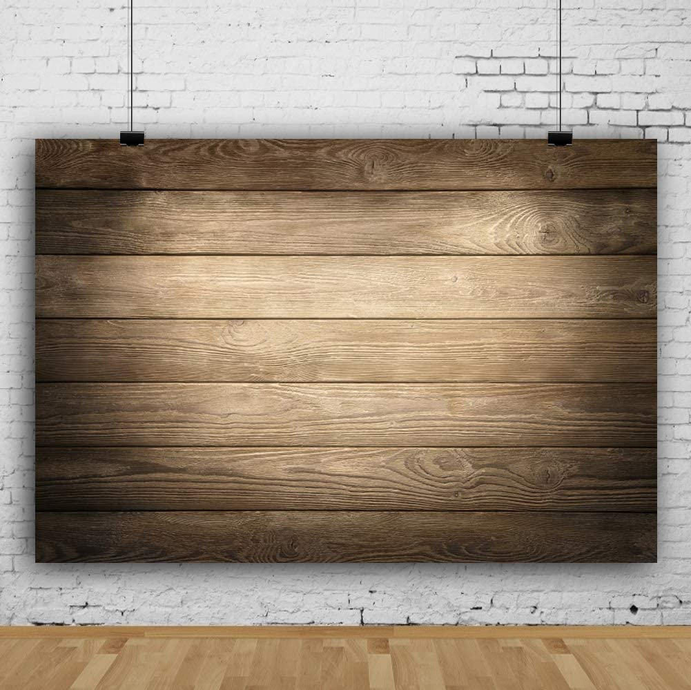 15x10ft Wood Backdrops for Photography Old Colored Grunge Wooden Texture Background Retro Nostalgic Red Wall Flaking Texture Wooden Studio Photo Props